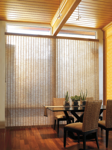 Kirsch Verticals Landmark Window Fashions